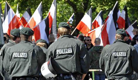 Neo-Nazi rally provokes outcry in Dortmund