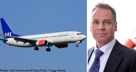 SAS picks Swede to take over as new CEO