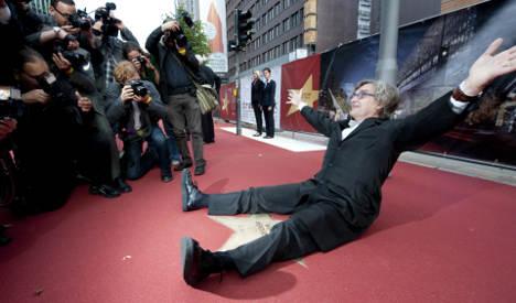 Berlin opens Boulevard of Stars to honour German cinema greats