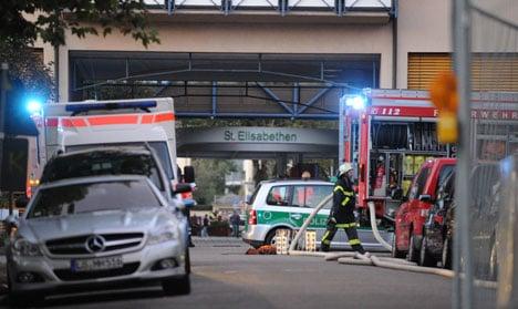 Several killed in hospital shooting in Lörrach