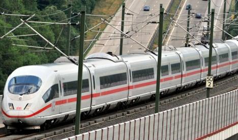 Deutsche Bahn eyes Chunnel link to UK