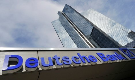 Deutsche Bank shares tank after profit warning
