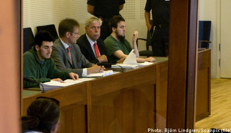 Vilks arsonists face appeals court trial