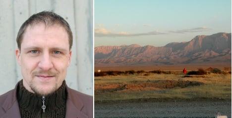 Swedish filmmaker shot in Afghanistan