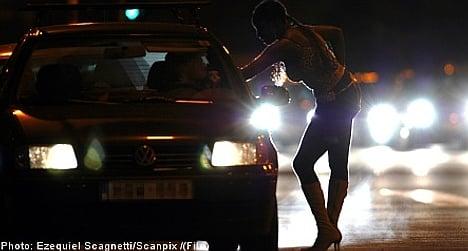 More Thai women in Swedish sex trade: report