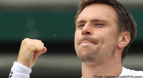 Söderling joins stars in US Open third round