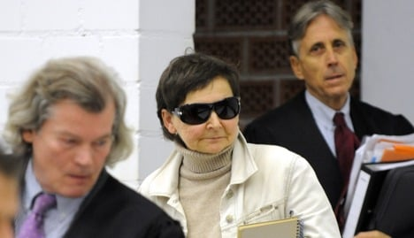 Becker trial to review Baader-Meinhof killing