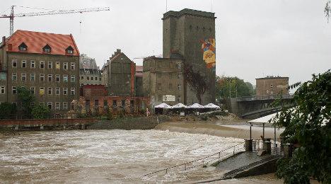 Flood danger puts Saxony on alert