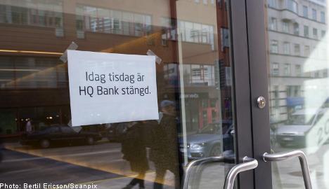 HQ Bank close to deal: liquidator