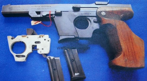 Shootings spark debate over sports weapons