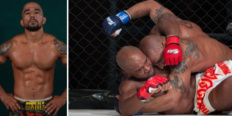Swedish MMA star Malik Mawlayi's history of violence