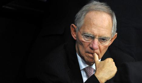 France stymies German debt sanction plan
