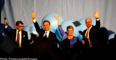 Live Blog: post-election developments