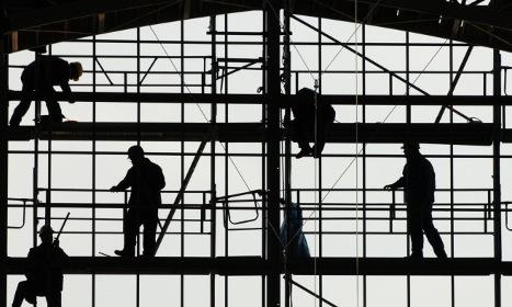 Industry orders post sharp decline
