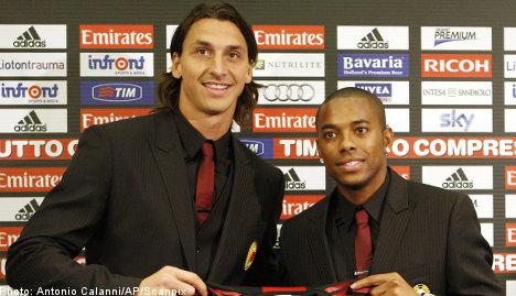 Coach: Ibrahimovic to make start for AC Milan