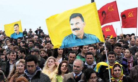 Turkey asks Germany to stop harbouring Kurdish rebels