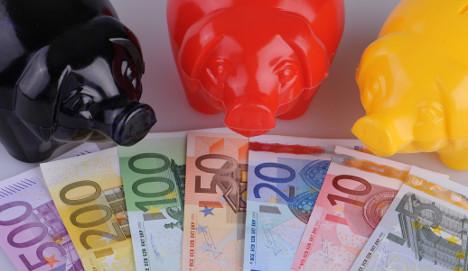 Schäuble ramps up threat against big deficits
