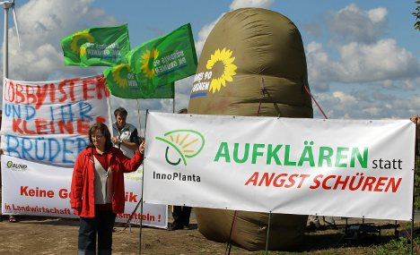 EU summons BASF over 'illegal' Swedish GM potatoes