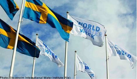 Stockholm conference to examine threats to global water supplies