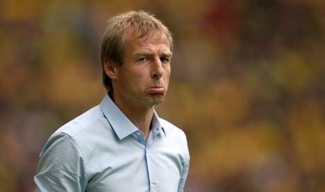 Klinsmann says he turned down coaching job for US Soccer