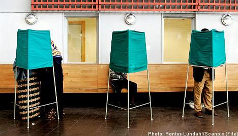Sweden braces for rollercoaster election