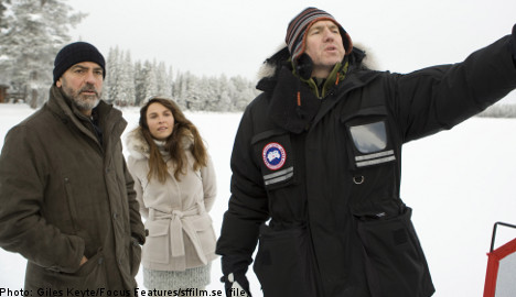 George Clooney says sorry over Jämtland snub