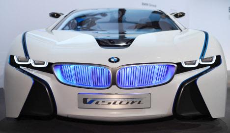 BMW and Daimler sales surge