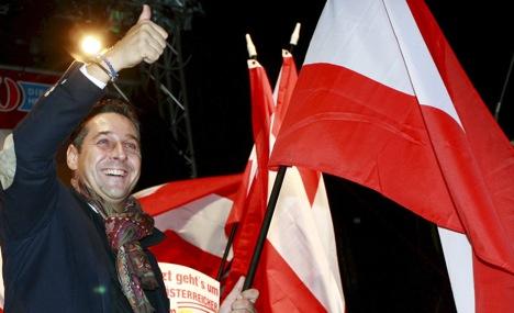 Austrian far-right to help German populists