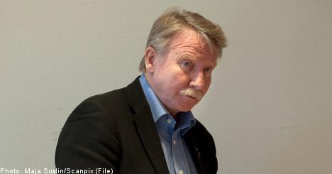 US Jewish centre seeks ban on Malmö mayor