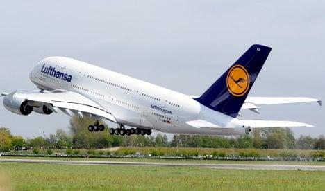 Lufthansa's profits soar