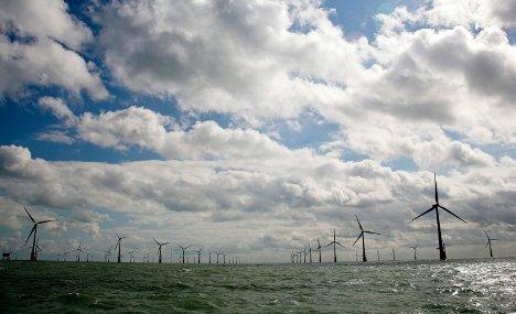 Vattenfall to build €1-billion wind farm in Germany