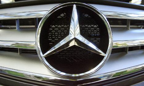 Daimler roars ahead