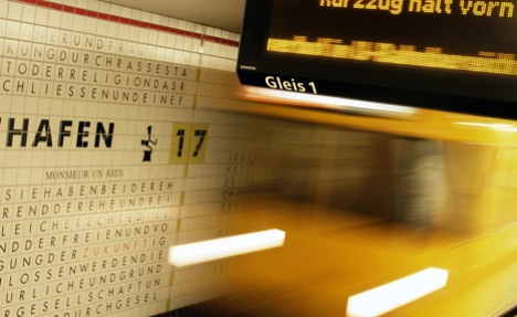 Man killed after climbing on top of Berlin metro