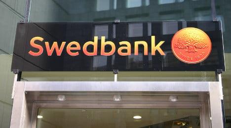 Swedbank leaps on strong interim report