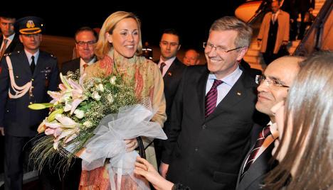 Wulff condemns 'blanket judgement' of Turks