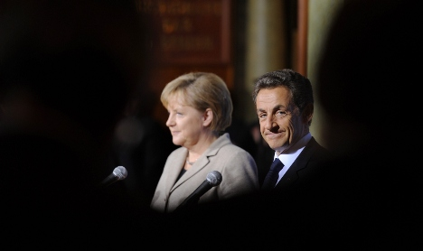 Germany, France agree on EU deficit penalties