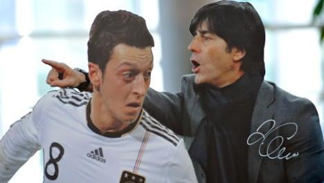 Löw tries to keep momentum for Kazakhstan as Özil nurses ankle