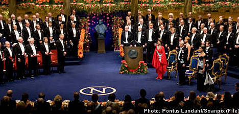 Date released for Nobel Literature Prize
