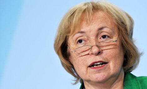 Böhmer wants new integration ministry