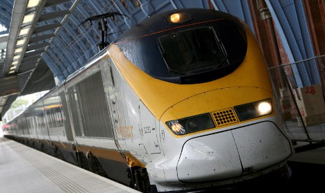 Alstom sues to block Eurostar purchase of Siemens trains