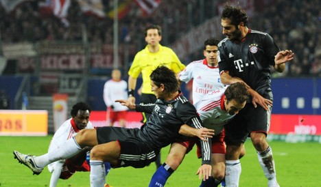 North-South derby ends in damp squib for Bayern