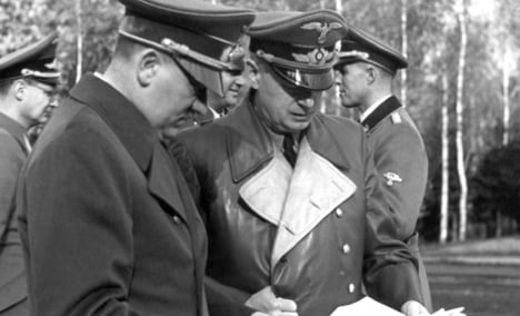 Third Reich's Foreign Ministry deeply involved in Holocaust