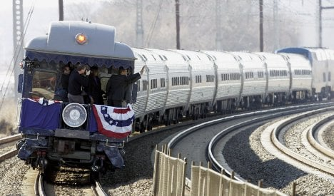 Siemens lands major contract to build trains for Amtrak in US
