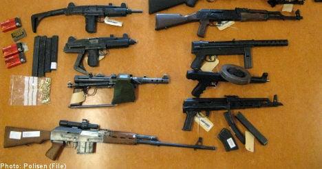 Police call for tougher gun crime penalties