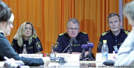 Remand hearing request for Örebro rape suspect