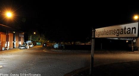 Örebro man suspected of several rapes: police