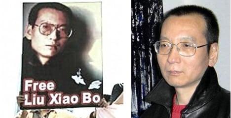 Swedish activists praise Peace Prize winner Liu