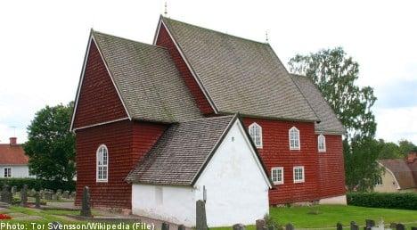 'Priceless' medieval church artifacts stolen