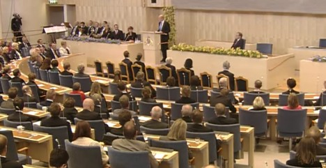 Live Blog: parliament opens