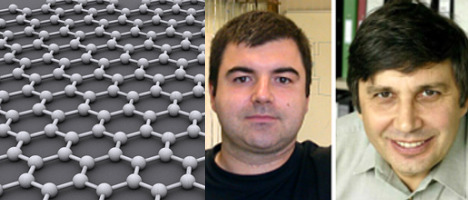 Physics Nobel awarded for super-thin carbon